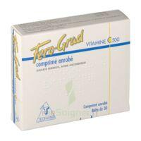 Fero-grad Vitamine C 500, Comprimé Enrobé à NAVENNE