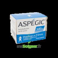 ASPEGIC 500 mg, poudre pour solution buvable en sachet-dose 20 à NAVENNE