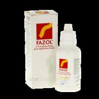 FAZOL 2 POUR CENT, émulsion fluide pour application locale à NAVENNE