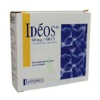 Ideos 500 Mg/400 Ui, Comprimé à Sucer Ou à Croquer à NAVENNE