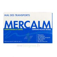 Mercalm, Comprimé Pelliculé Sécable à NAVENNE