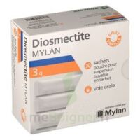 Diosmectite Mylan 3 G Pdr Susp Buv 30sach/3g à NAVENNE