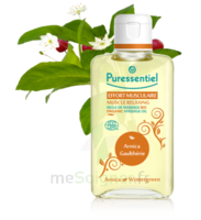 Puressentiel Articulations & Muscles Huile De Massage Bio** Effort Musculaire - Arnica - Gaulthérie - 100 Ml à NAVENNE