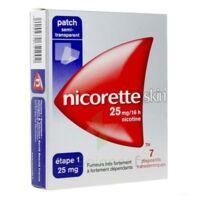 Nicoretteskin 25 mg/16 h Dispositif transdermique B/28 à NAVENNE