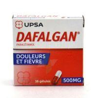 DAFALGAN 500 mg Gélules 2plq/8 (16) à NAVENNE