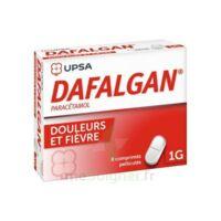 Dafalgan 1000 Mg Comprimés Pelliculés Plq/8 à NAVENNE