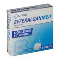 EFFERALGANMED 500 mg, comprimé effervescent sécable à NAVENNE