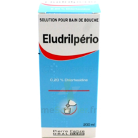 ELUDRILPERIO 0,2 %, solution pour bain de bouche à NAVENNE