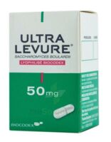 ULTRA-LEVURE 50 mg Gélules Fl/50 à NAVENNE