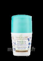 Sanoflore Déodorant pureté de lin 50ml à NAVENNE