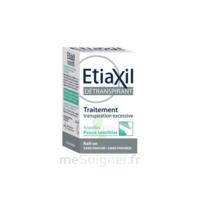 Etiaxil Aisselles Déodorant peau sèche 15ml à NAVENNE
