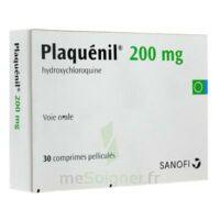 PLAQUENIL 200 mg, comprimé pelliculé à NAVENNE