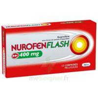 NUROFENFLASH 400 mg Comprimés pelliculés Plq/12 à NAVENNE