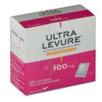 ULTRA-LEVURE 100 mg Poudre pour suspension buvable en sachet B/20 à NAVENNE