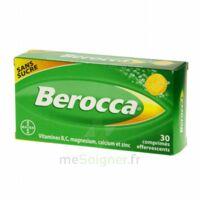 Berocca Comprimés effervescents sans sucre T/30 à NAVENNE