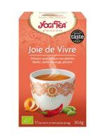 Yogi Tea Joie De Vivre à NAVENNE