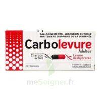 CARBOLEVURE Gélules adulte Plq/30 à NAVENNE