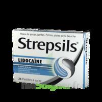 Strepsils lidocaïne Pastilles Plq/24 à NAVENNE