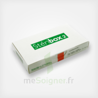 Stéribox Kit prévention et hygiène pour les toxicomanes avec seringues 100UI/ml à NAVENNE