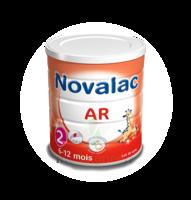 NOVALAC AR 2 Lait en poudre antirégurgitation 2ème âge B/800g à NAVENNE