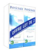 Physiomer Solution nasale adulte enfant 2*Sprays/135ml à NAVENNE