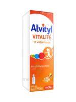 Alvityl Vitalité Solution buvable Multivitaminée 150ml à NAVENNE