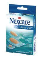 Nexcare Aqua 360° Pansements 3 Tailles B/14 à NAVENNE