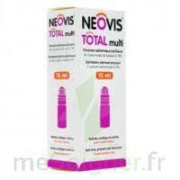 Neovis Total Multi S Ophtalmique Lubrifiante Pour Instillation Oculaire Fl/15ml à NAVENNE