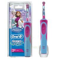 Oral B Kids Stages Power Brosse dents électrique Reine des Neiges à NAVENNE