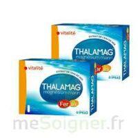 Thalamag Fer B9 Vitalité 60 gélules lot de deux à NAVENNE