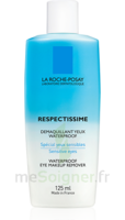 Respectissime Lotion waterproof démaquillant yeux 125ml à NAVENNE