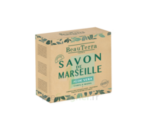 Beauterra - Savon De Marseille - Aloé Vera - 100g
