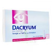 DACRYUM S p lav opht en récipient unidose 10Unid/5ml à NAVENNE