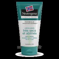 Neutrogena Crème pieds très secs et abîmés T/150ml à NAVENNE