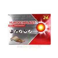 NUROFENPLAST 200 mg Emplâtre médic 4Sach à NAVENNE
