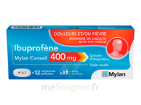 IBUPROFENE MYLAN CONSEIL 400MG, comprimés pelliculés à NAVENNE