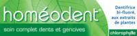 Boiron Homéodent Soin Complet Dents Et Gencives Pâte Dentifrice Chlorophylle 2t/75ml à NAVENNE
