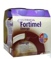 FORTIMEL ENERGY, 200 ml x 4 à NAVENNE