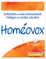 Boiron Homéovox Comprimés à NAVENNE