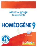 Boiron Homéogène 9 Comprimés à NAVENNE
