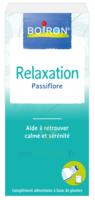 Boiron Relaxation Passiflore Extraits de plantes Fl/60ml à NAVENNE