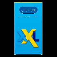 Durex Comfort Xxl Préservatif Lubrifié B/10 à NAVENNE